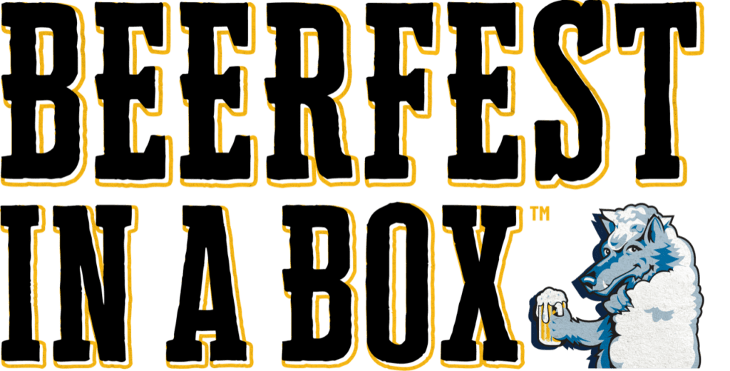Logo for Alberta Beer Festivals Beerfest in a Box